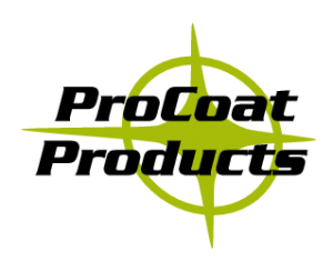procoat products, inc logo